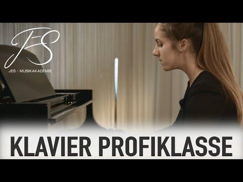 Die Klavier Profiklasse - Talentförderung auf höchstem Niveau