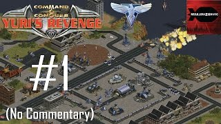 This is the Allied campaign playthrough for Command and Conquer: Re...