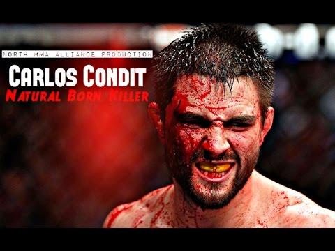 "Carlos ""Natural Born Killer"" Condit   [HL by North MMA Alliance]"