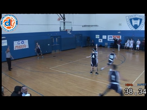 Hyman Brand Hebrew Academy vs Hillel Academy of Pittsburgh