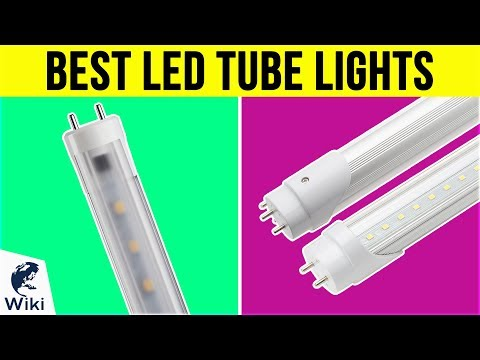 10 Best LED Tube Lights 2019