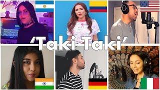 Who Sang It Better: Taki Taki (Italy, Argentina, India, Germany, Colombia, USA)