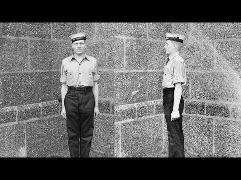 Royal Navy Action Working Dress - 1945 To 2015