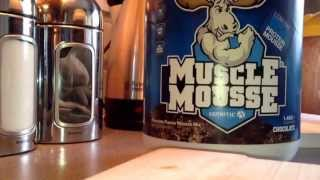 Genetic Supplements Muscle Mousse Review