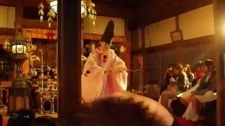 神泉苑 神泉苑祭 【静御前の舞】  『雨乞いの舞』