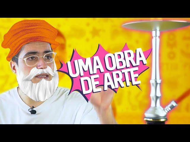 ISSO E UMA OBRA DE ARTE!