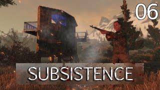 🔥 Subsistence [#6] NOWI MYŚLIWI?! CZAS ICH ZNISZCZYĆ!
