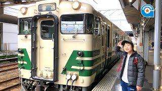 秋田県 のJR 男鹿線 に乗ってなまはげ館 に行きました【がっちゃんの電車で行こう!シリーズ】