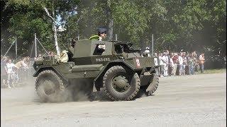 Daimler Dingo (1942) - British Army