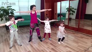 Tančení s dětmi -  (živé vysílání)