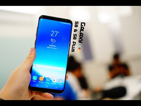 ||| . . . รีวิว Samsung Galaxy S8 & S8 Plus … ||| ออกนอกกรอบเดิมที่เคยมี