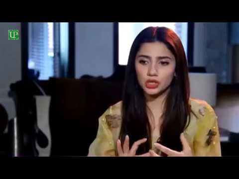 Raees Mahira Khan gave interview to Pakistani Media about Bollywood and Raees Must watch ShahRukh