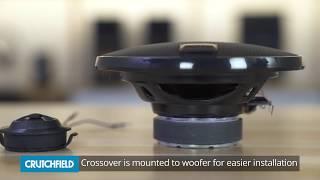 Pioneer D Series car speakers | Crutchfield video