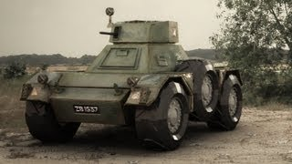 Ferret Scout Car VFX BREAKDOWN