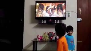 """Twins Dancing on Kala Chashma (From Movie """"Baar Baar Dekho"""") Song"""