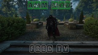 [The Witcher 3 Моды]  AMM - The Appearances Menu Mod Обзор/Установка