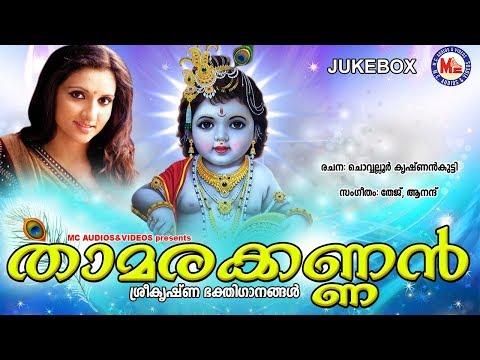 താമരക്കണ്ണന് | Thamarakkannan | Hindu Devotional Songs Malayalam | Guruvayoorappan Songs