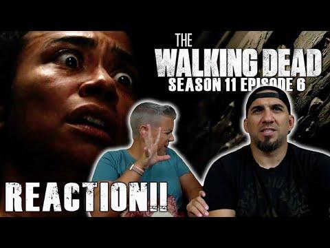 Download The Walking Dead Season 11 Episode 6 'On the Inside' REACTION!!