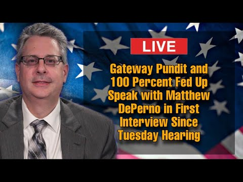EXCLUSIVE: Matthew DePerno In First Interview After Judge Dismisses Election Case