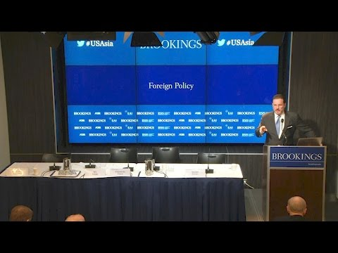 U.S.-Asia relations in the new administration: Keynote address by Michael Green