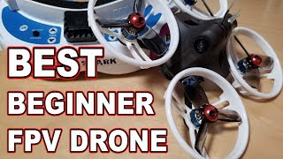 MD#135 🚁LDARC ET115 V2 Best Beginner FPV Drone 😀