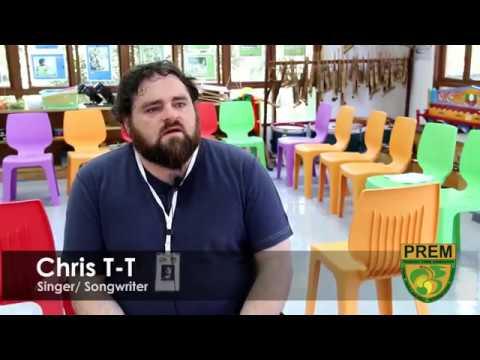 Chris T-T at Artist Residency Thailand