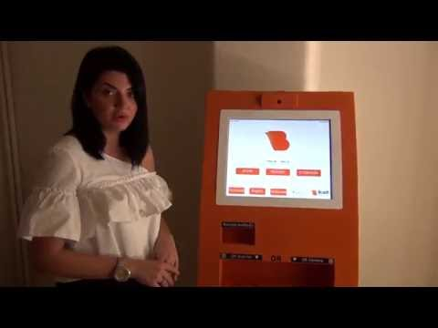 Bcash Greece Inc - Greek Bitcoin ATM - Sell GR