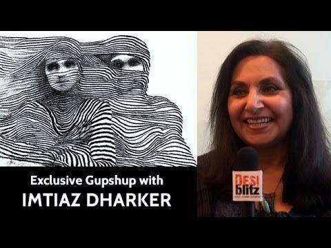 Imtiaz Dharker | Exclusive Gupshup