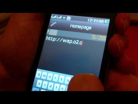 How to set internet for O2 contract on your mobilephone H5 wifi
