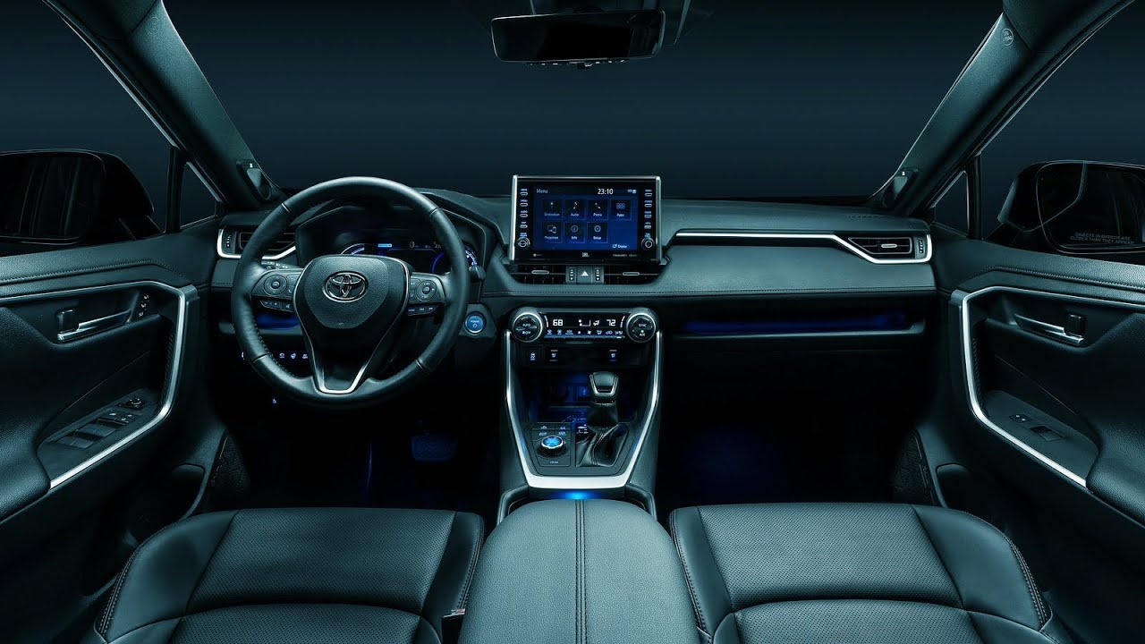 Toyota RAV5 Prime 5 - 5 Review, Photos, Exhibition, Exterior and  Interior