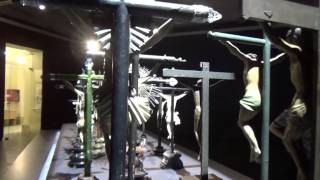 El sacrificio de la luz. Exposición Arte Colonial Americano