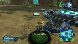 Ratchet & Clank: Full Frontal Assault / Q-Force - Tutorial Multiplayer HD