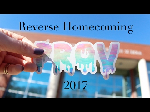 Providence High School - Reverse Homecoming 2017