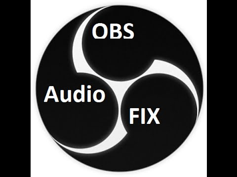 How I fixed my OBS audio problem