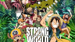 One Piece Movie 10 Strong World Original Soundtrack