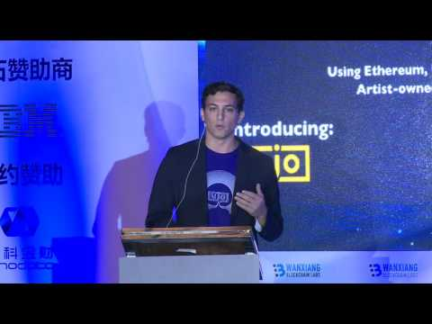 Blockchain Week 2016: Ujo Music - Jesse Grushack