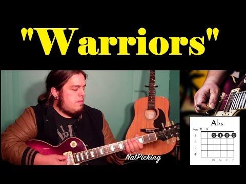 Imagine Dragons - Warriors *GUITAR TUTORIAL*