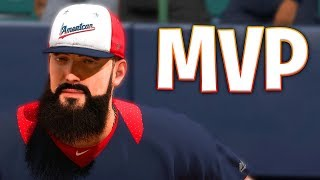 WINNING MVP AT THE ALLSTAR GAME! MLB The Show 18 | Road To The Show