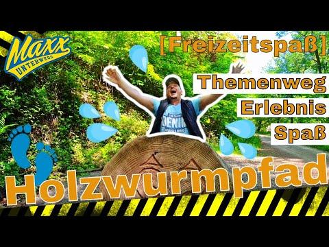 [Freizeitspaß] Holzwurmpfad | Calmbach | Familienerlebnis
