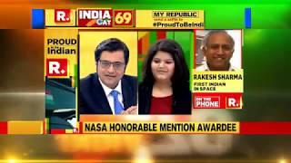 NASA Awardee - Tapaswini Sharma
