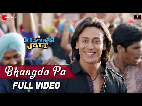 Bhangda Pa - Full Video | A Flying Jatt | Tiger Shroff, Jacqueline F | Vishal D, Divya K & Asees K