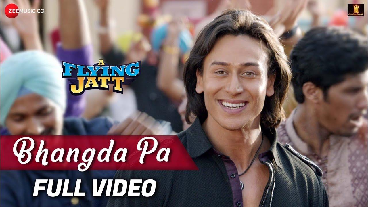 Download Bhangda Pa - Full Video | A Flying Jatt | Tiger Shroff, Jacqueline F | Vishal D, Divya K & Asees K