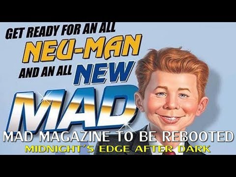 Mad Magazine to be Rebooted