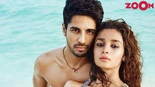 Alia Bhatt REACTS on Sidharth Malhtora's comment on their relationship | Bollywood News