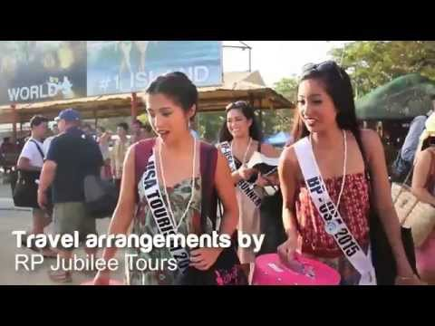 Binibining Pilipinas USA 2015 Tourism promotion video IT'S MORE FUN IN THE PHILIPPINES