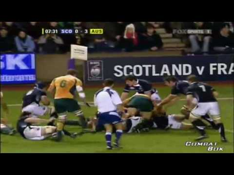 The Wallabies Grand Slam Tribute