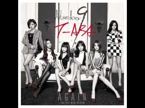 T-ara - Number Nine (Speed Up)