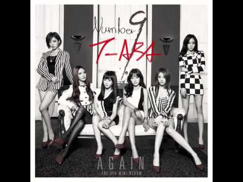 T-ara - Number Nine (Speed Up)