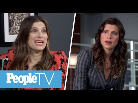 Lake Bell's Firing Scene In 'Boston Legal' Was Real   PeopleTV   Entertainment Weekly