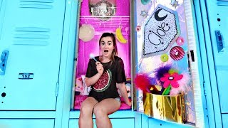 My Dream Locker! If I Lived in my Locker | Back To School 2017